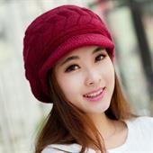 Ladies Woolen Cap