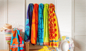 Cotton Woven Beach Towels