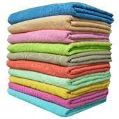 Jacquard Terry Beach Towels