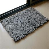 Cotton Knitted Bath Mats