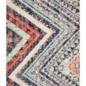 128 gsm, 60% Polyester / 35% Cotton / 5% Spandex, Melange, Warp Knit