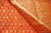 Woven Brocade Fabric