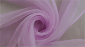 Dyed 100% Polyester Organza Fabric