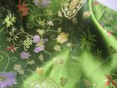 Polyester Brocade Fabric