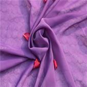Crepe Satin Fabric.