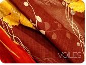 Voile Fabric.