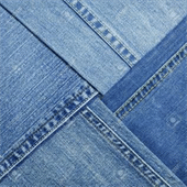 Cotton Polyester Lycra Denim Fabric