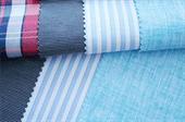 Plain Linen Shirting Fabric Producer