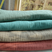 Cotton-Linen Blended Fabric