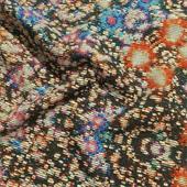 Digital Printed Woolen Fabric
