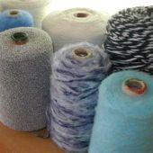 Greige, Knitting, Weaving, 10s-60s, 100% Acrylic