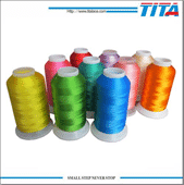 Embroidery yarn-Filament yarn