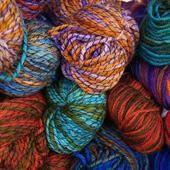 Blended Polyester-cotton Melange yarns,