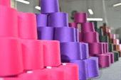 Polyester / Acrylic yarn-Blended yarn