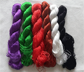 Silk Embroidery Thread  Yarn