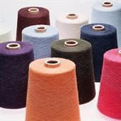 Polyester Melange Yarn