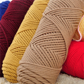 Bamboo Dyed Yarn Manufactures India