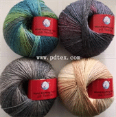 Wool / Bamboo Blended Yarn