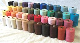 Viscose Blends-Blended yarn