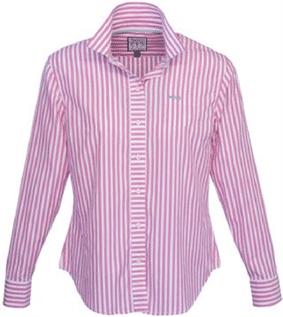 men pink shirts