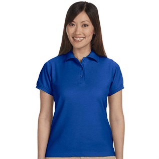 ladies plain polo shirts
