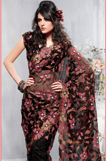 100% Cotton, 100% Satin, 100% Chiffon, 100% Silk, 100% Georgette, Standard