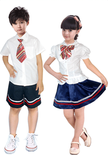 Woven and Knitted Polycotton Fabric, 10-17 yrs (For Girls), 6 - 17 (For Boys)