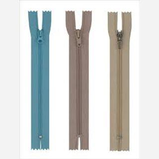 For Travel bags, Garments etc., 3, 5 , 7 , 10,  Nylon, Plastic, Metal
