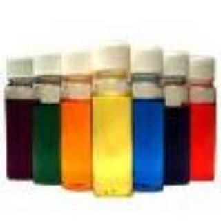 For textile printing & leather industry, Colour : Green BL, Yellow R, Black RE, Blue