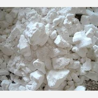 For textile , White granule
