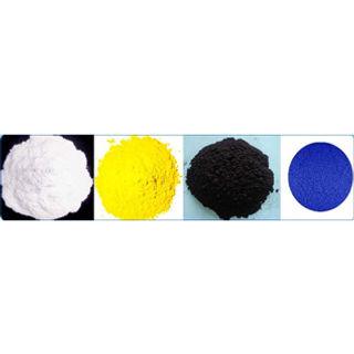 For dying fibre and yarn, Greyish to Pinkish Powder