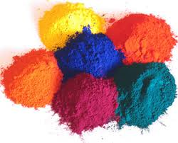 Printing Ink and Textile Product, Light Heat resistance and Salt Free Dyes