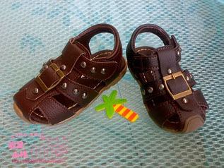 Boys, Girls, Cow Leather, 4.25 inches to 6 inches, All