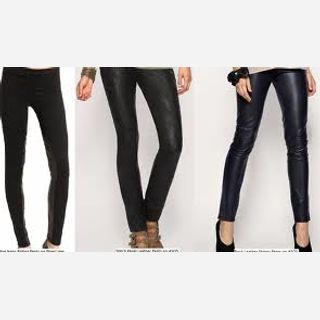 Ladies, Sheep and Goat Leather