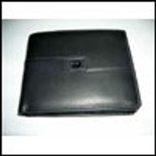 Mens leather wallet-8143