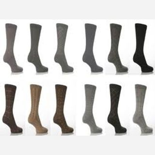 100% Cotton, Mix Colour, Heel Toe, Grey Bottom, Navy Blue, Black, Brown,Pink, Green