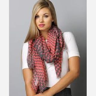 Viscose, Cotton, Silk, Lycra, Pink, Blue, and multi colour