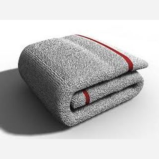 100% Cotton, Woven, Water Absorbent