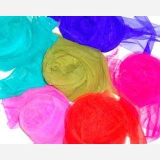 140-200 gsm, 100% Nylon , Greige & Dyed,  Warp & Weft Knit