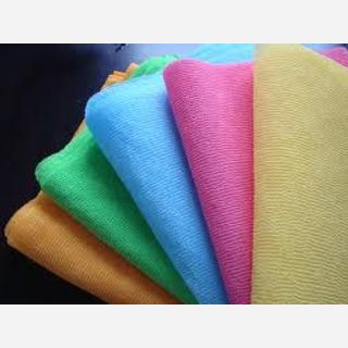 80 to 150 gsm, 100% Nylon Stretch,  Dyed/Greige, Weft Knit