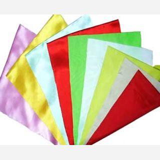 140-200 gsm, 100% Polyester, Greige & Dyed, Warp & Weft Knit