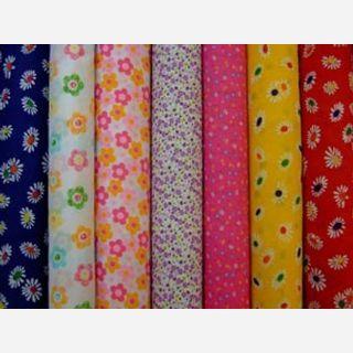 7-8 oz, 95% Cotton / 5% Lycra, Dyed, Warp Knit, Weft Knit