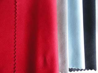220, 240 GSM, 65% Polyester / 35% Cotton, Dyed, Interlock
