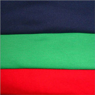 100-200  GSM, 80% Polyester / 20% Cotton , Dyed, Warp and Weft Knit