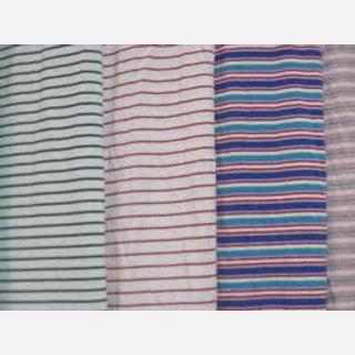 170-230 gsm, 100% Cotton , Dyed, Warp & Weft Knit
