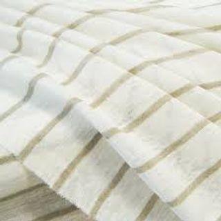 135+ gsm, 100% Cotton Organic, Greige, Weft Knit