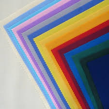 128 - 100 GSM, 100% Polyester, Dyed, Plain