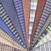 woven dyed shirting fabric