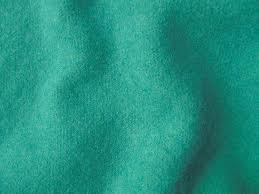 dyed wool fabric