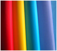250 to 300 gsm, 100% Polyester , Dyed, Plain